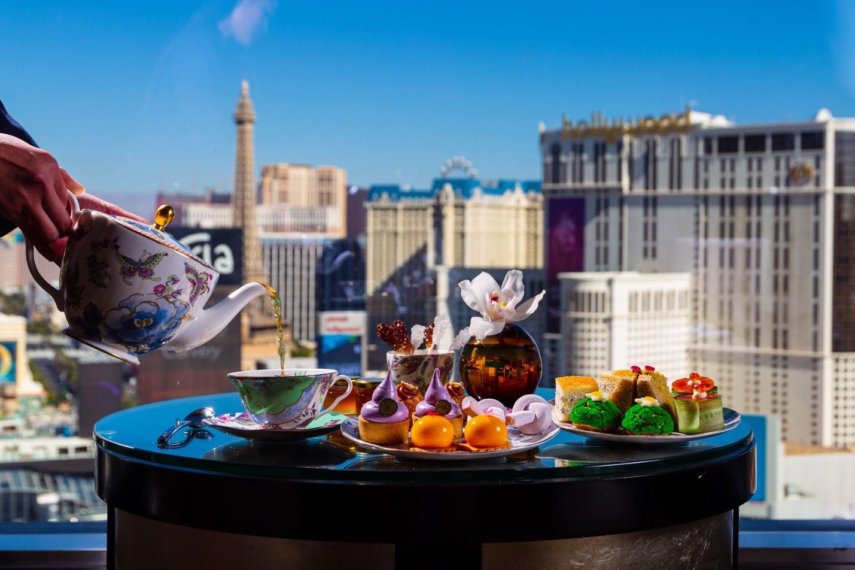 Tea Lounge rooftop