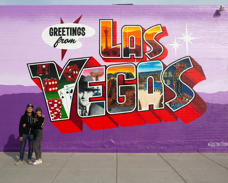 Murals Las Vegas