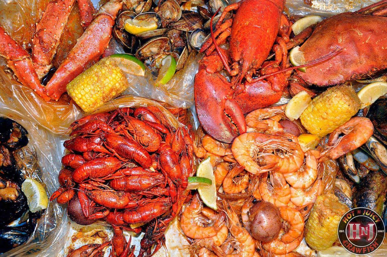 Hot N Juicy Crawfish, las vegas