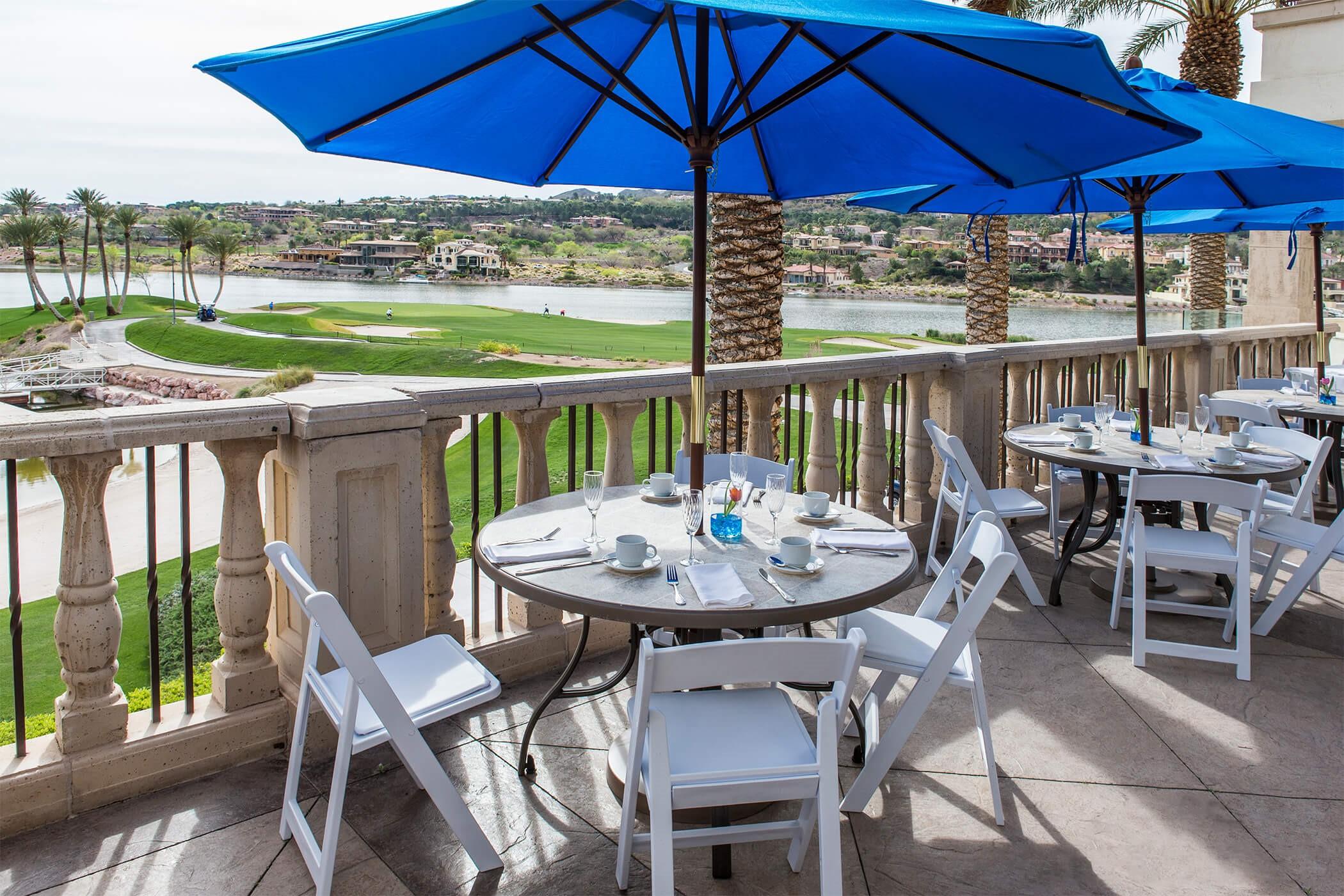 Bayside Grill Las Vegas - Waterfront Las Vegas Restaurant